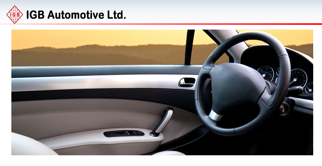 IGB Automotive Ltd.